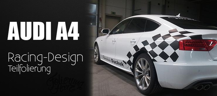 Audi A4 Coupé